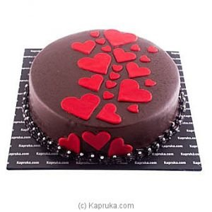Send heavenly Cakes to Kandy